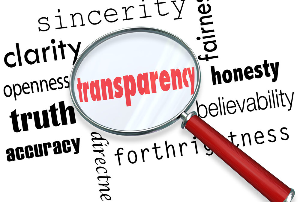 Leadership The Power Of Being Transparent As A Leader Lisa Shaw Cares